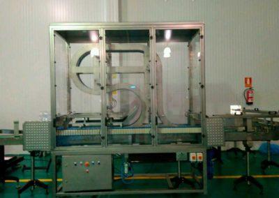 Soplante (instalado en fábrica)