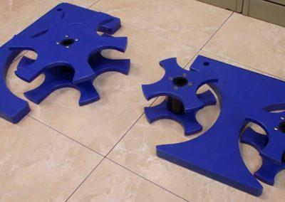 Mecanización de piezas