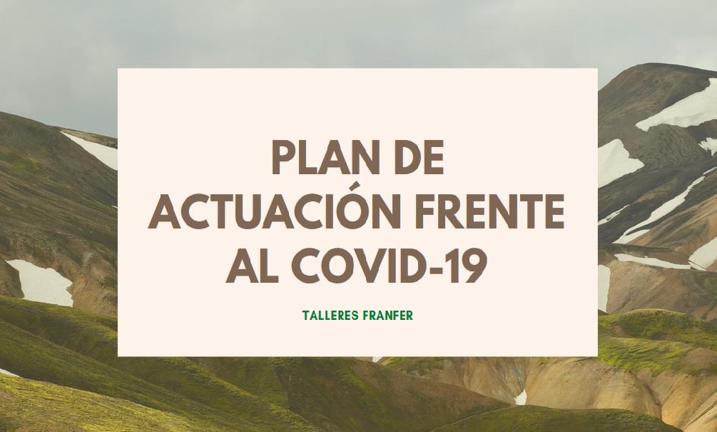 TALLERES FRANFER FRENTE AL COVID-19